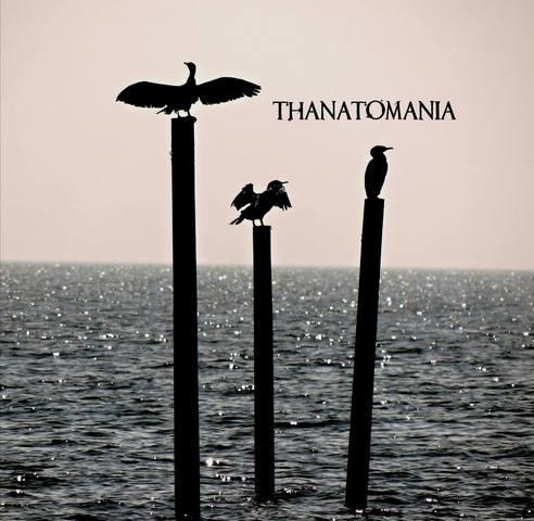 Thanatomania - Drangsal (EP) (2016, Depressive Black Metal
