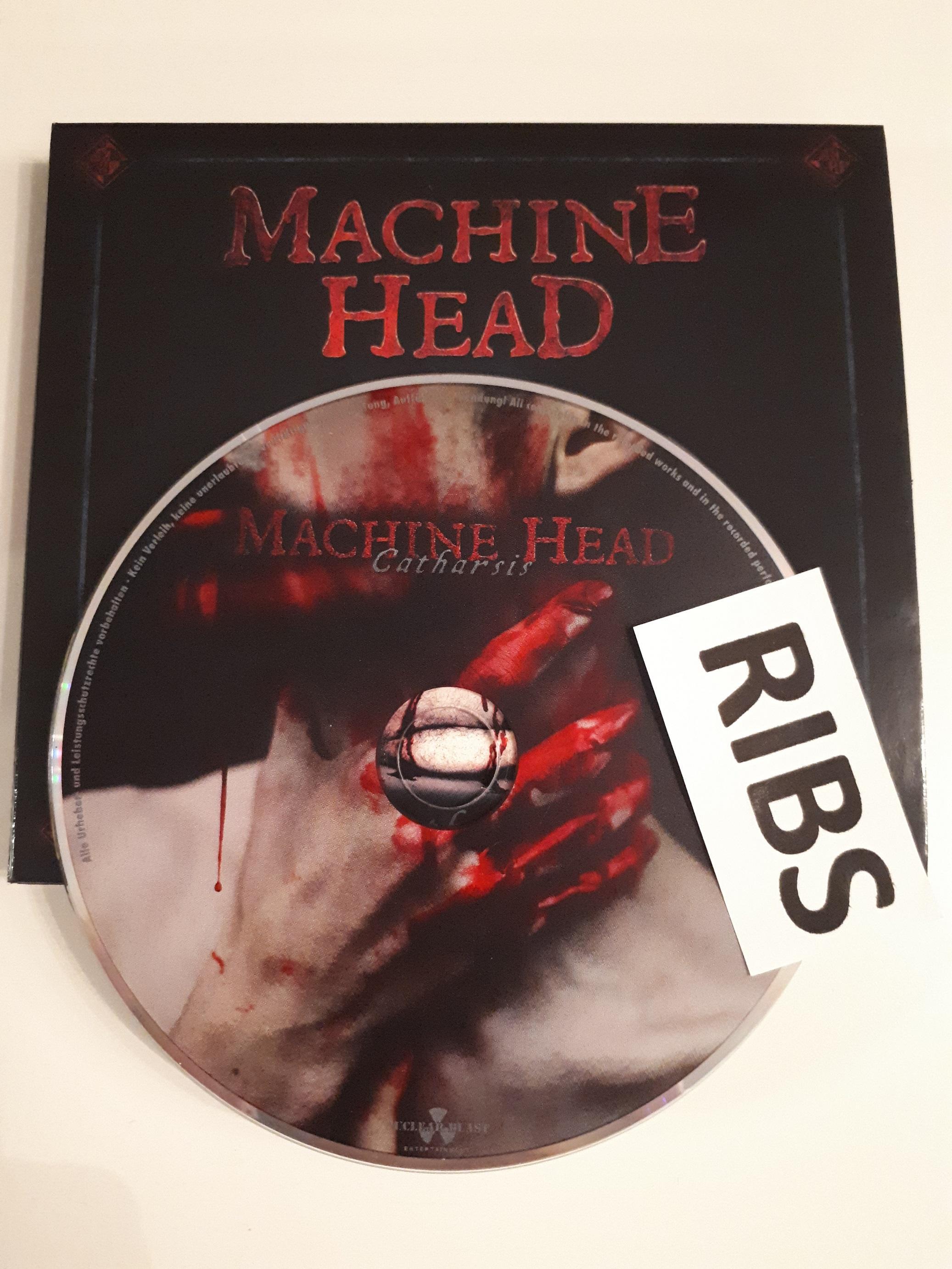 machine head torrents