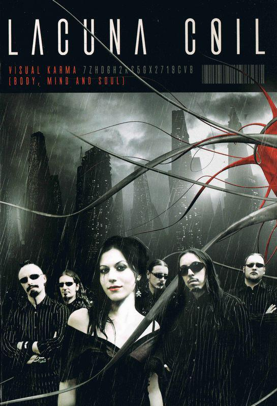 lacuna coil discography download