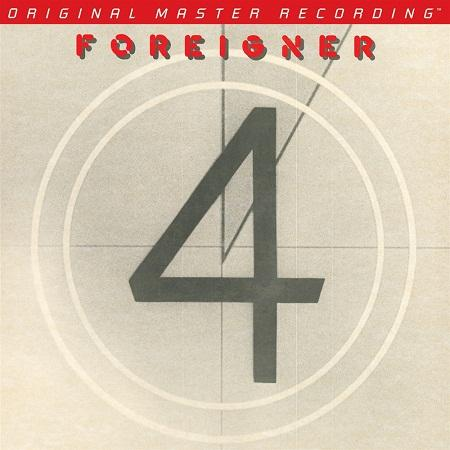 Foreigner - 4 Albums (MFSL SACD Remastered) (DSF Transfer
