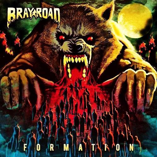 Formation (EP) (2019, Thrash Metal)