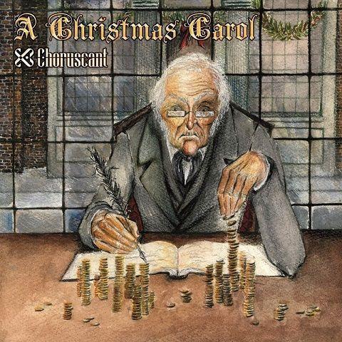 Choruscant - A Christmas Carol (2020, Progressive Rock) - Download for free via torrent - Metal ...