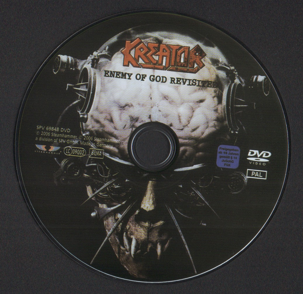 kreator discography download