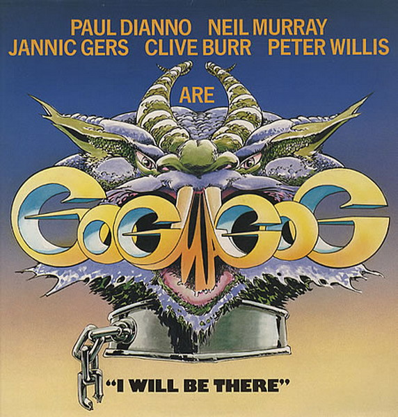 Gogmagog (feat. Paul DiAnno of Iron Maiden) - Discography