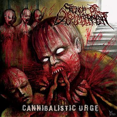 Stench Of Dismemberment - Cannibalistic Urge (EP)