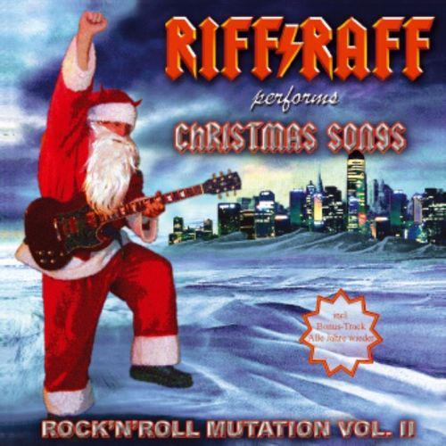 Rock N Roll Christmas Tree: Christmas Songs ( Rock N Roll Mutation Vol. II