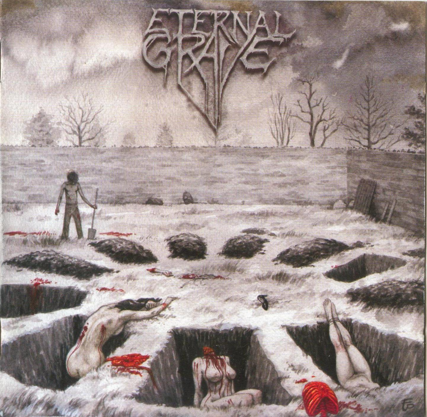 Eternal grave arquitectura del horror 2009 death metal for Cabine del torrente grave