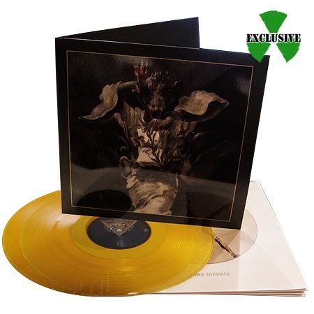 Behemoth The Satanist Vinyl Rip With Bonus Track